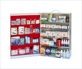 First Aid Cabinet for Office