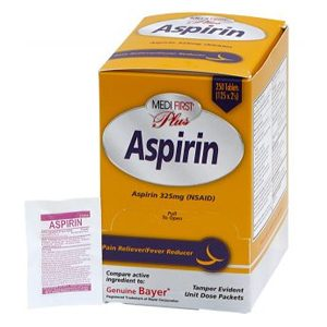 Medi First Plus Aspirin