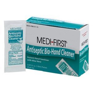Medi-First Antiseptic Bio-Hand Cleaner