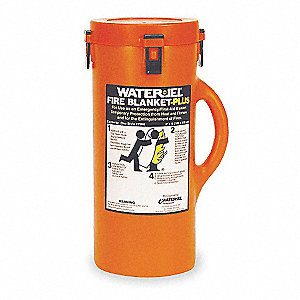 Water Jel Fire Blanket Plus