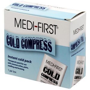 Medi-First Cold Compress Pack