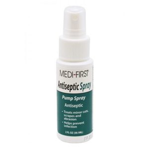 Medi-First Antiseptic Spray