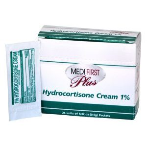 Medi First Plus Hydrocortisone Cream 1%