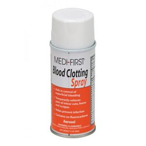 Medi-First Blood Clotting Spray