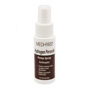 Medi-First Hydrogen Peroxide Pump Spray